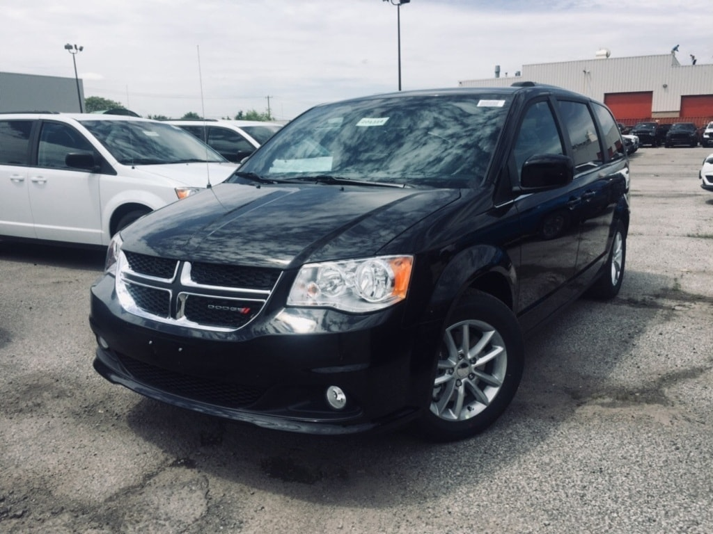 new 2020 Dodge Grand Caravan car, priced at $36,371