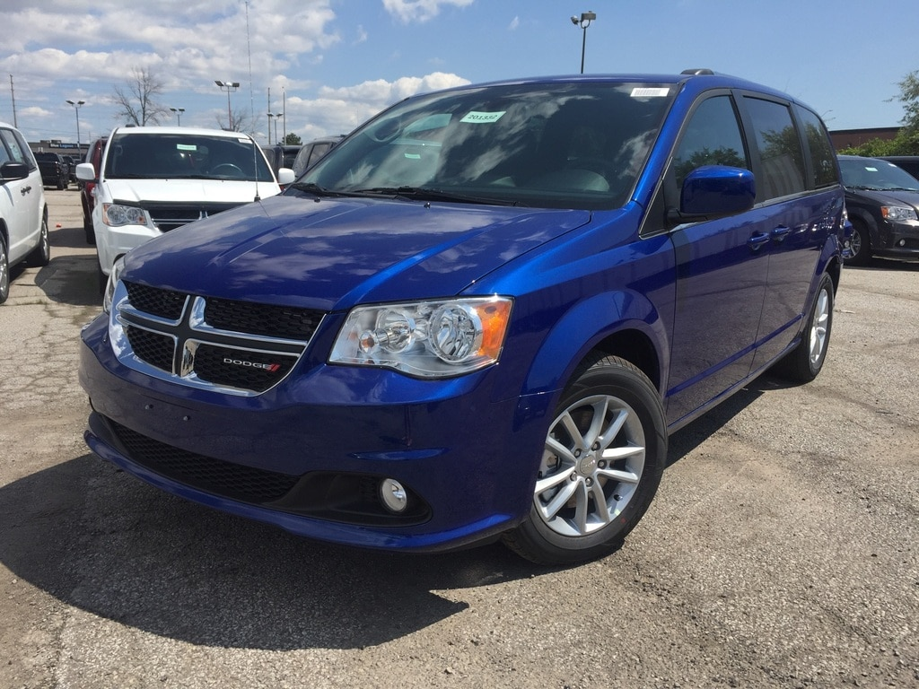 new 2020 Dodge Grand Caravan car, priced at $35,537