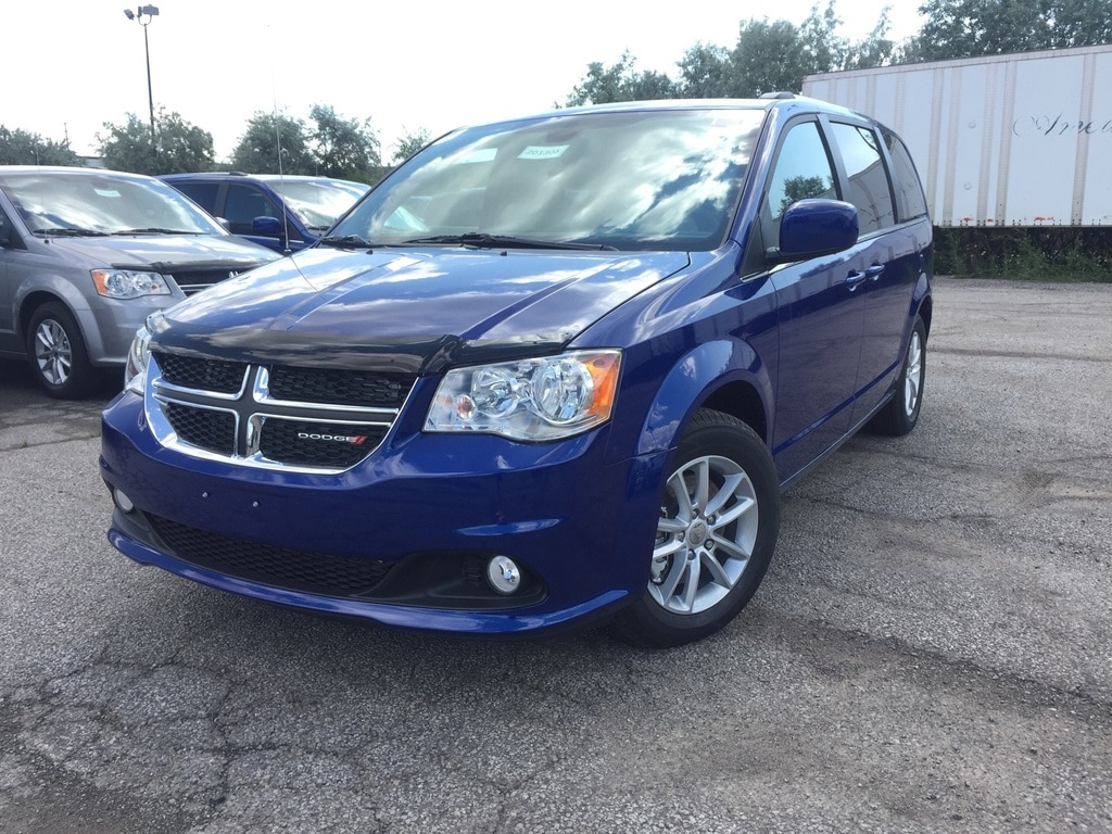 new 2020 Dodge Grand Caravan car, priced at $35,444