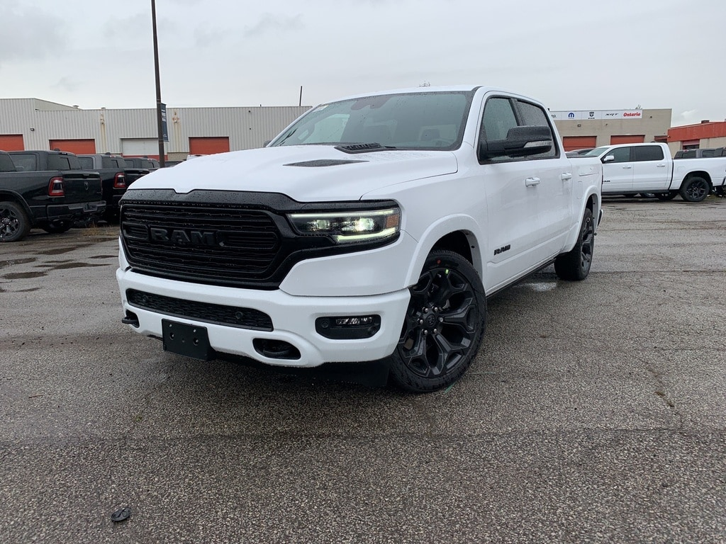 new 2021 Ram 1500 car, priced at $90,514