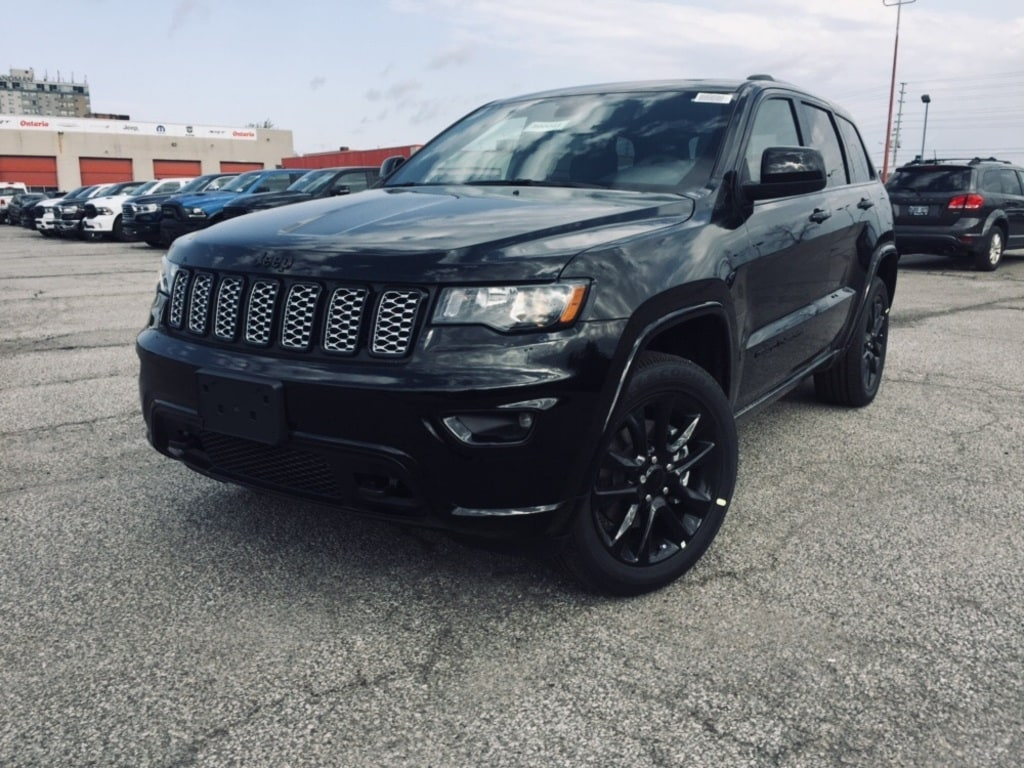 new 2021 Jeep Grand Cherokee car, priced at $56,435