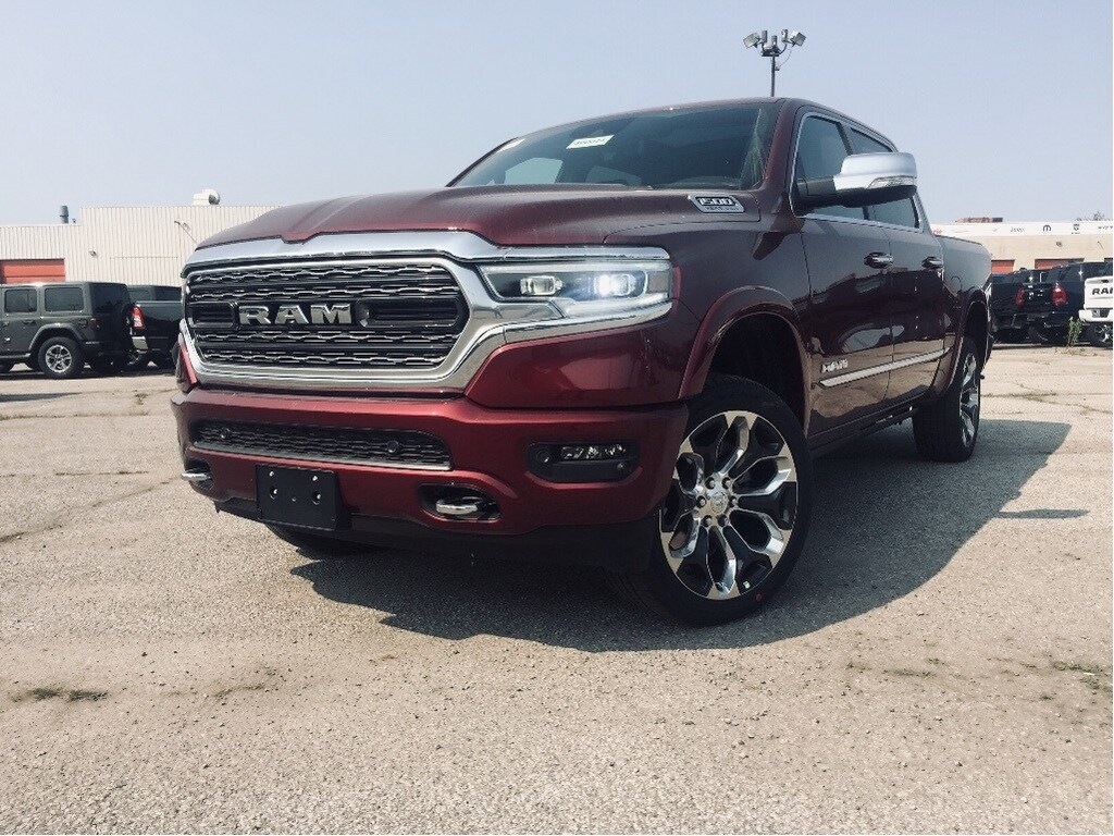 new 2021 Ram 1500 car, priced at $87,219