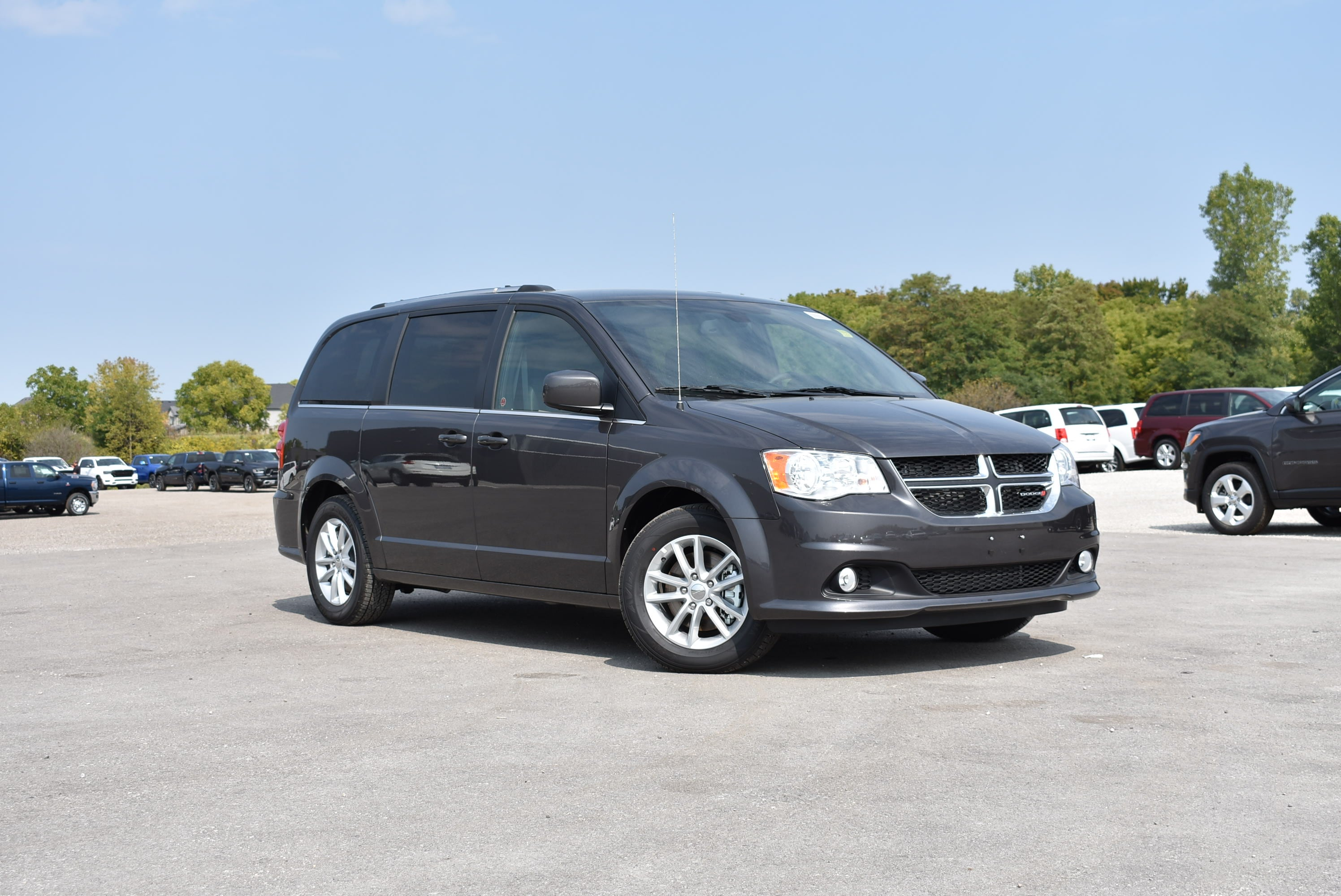 new 2020 Dodge Grand Caravan car, priced at $35,977