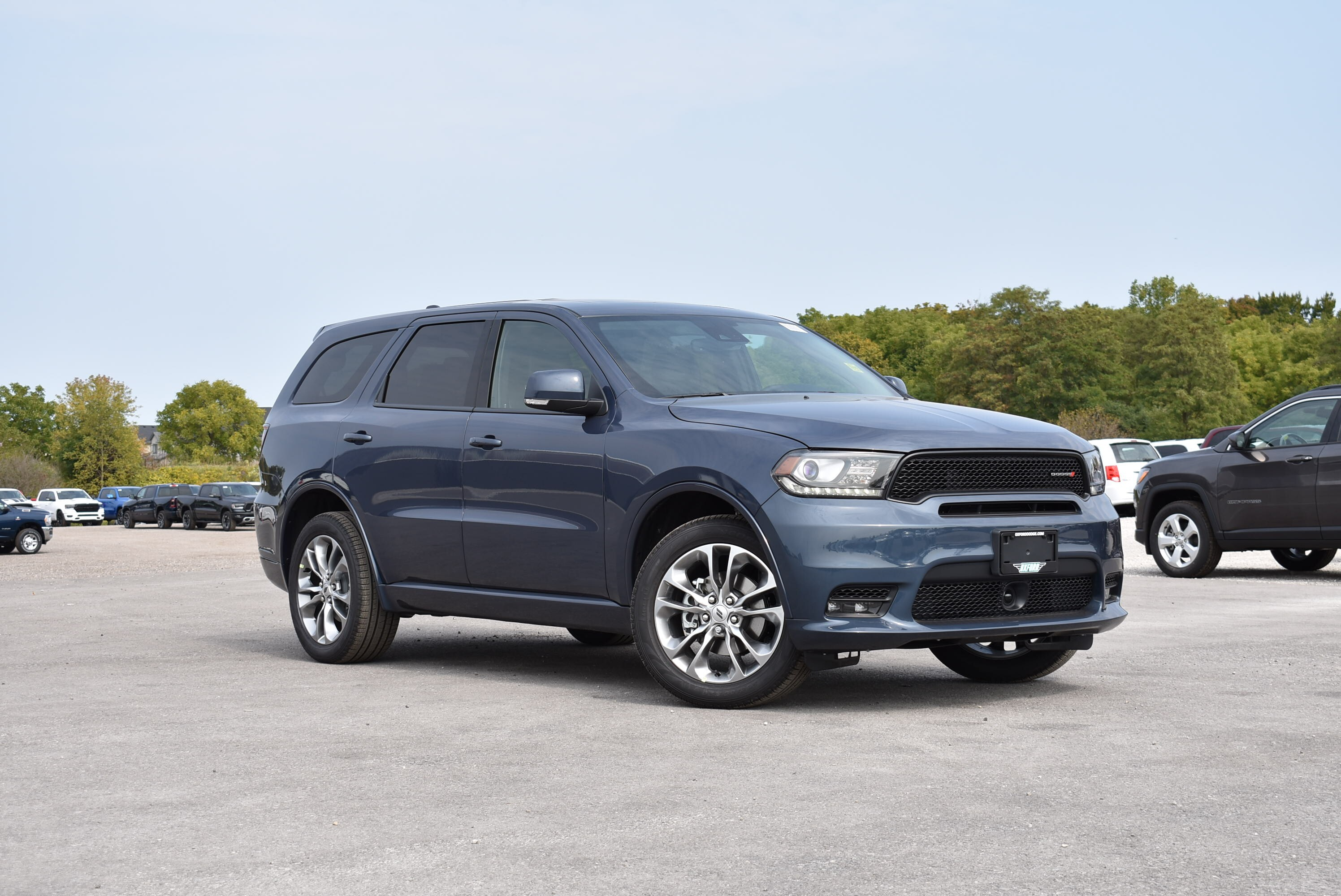 new 2020 Dodge Durango car, priced at $59,085