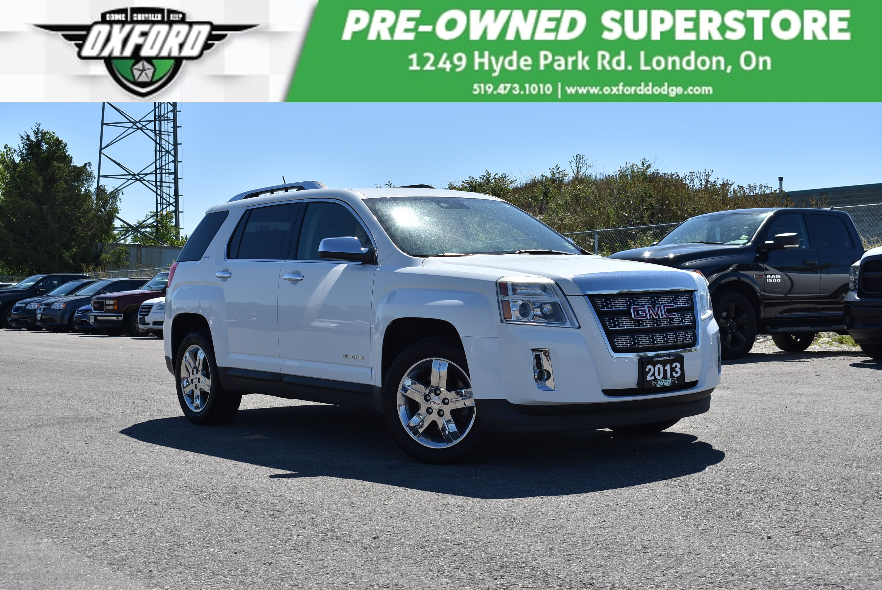 used 2013 GMC Terrain car, priced at $14,488