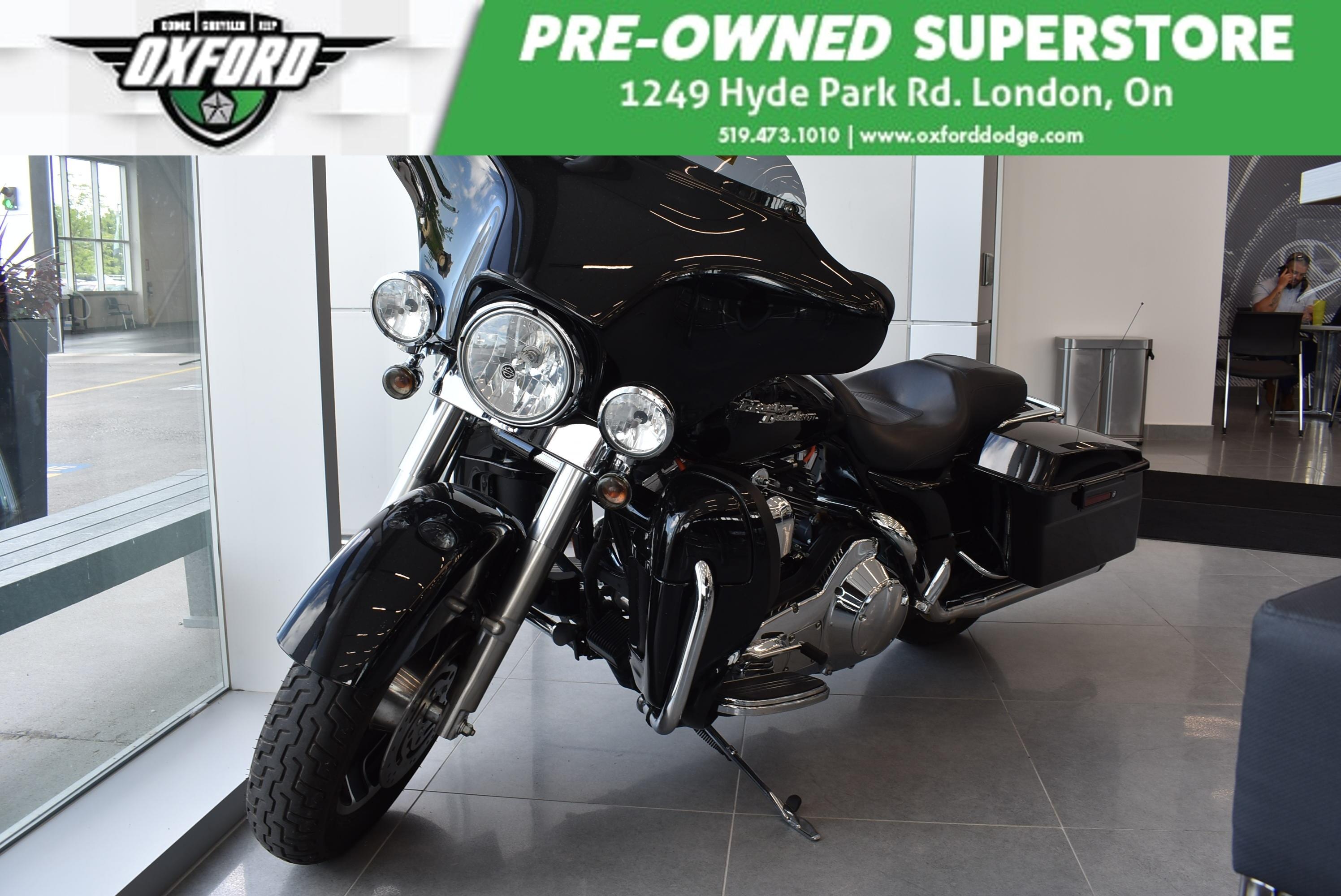 used 2006 Harley-Davidson FLHX1 car, priced at $14,988