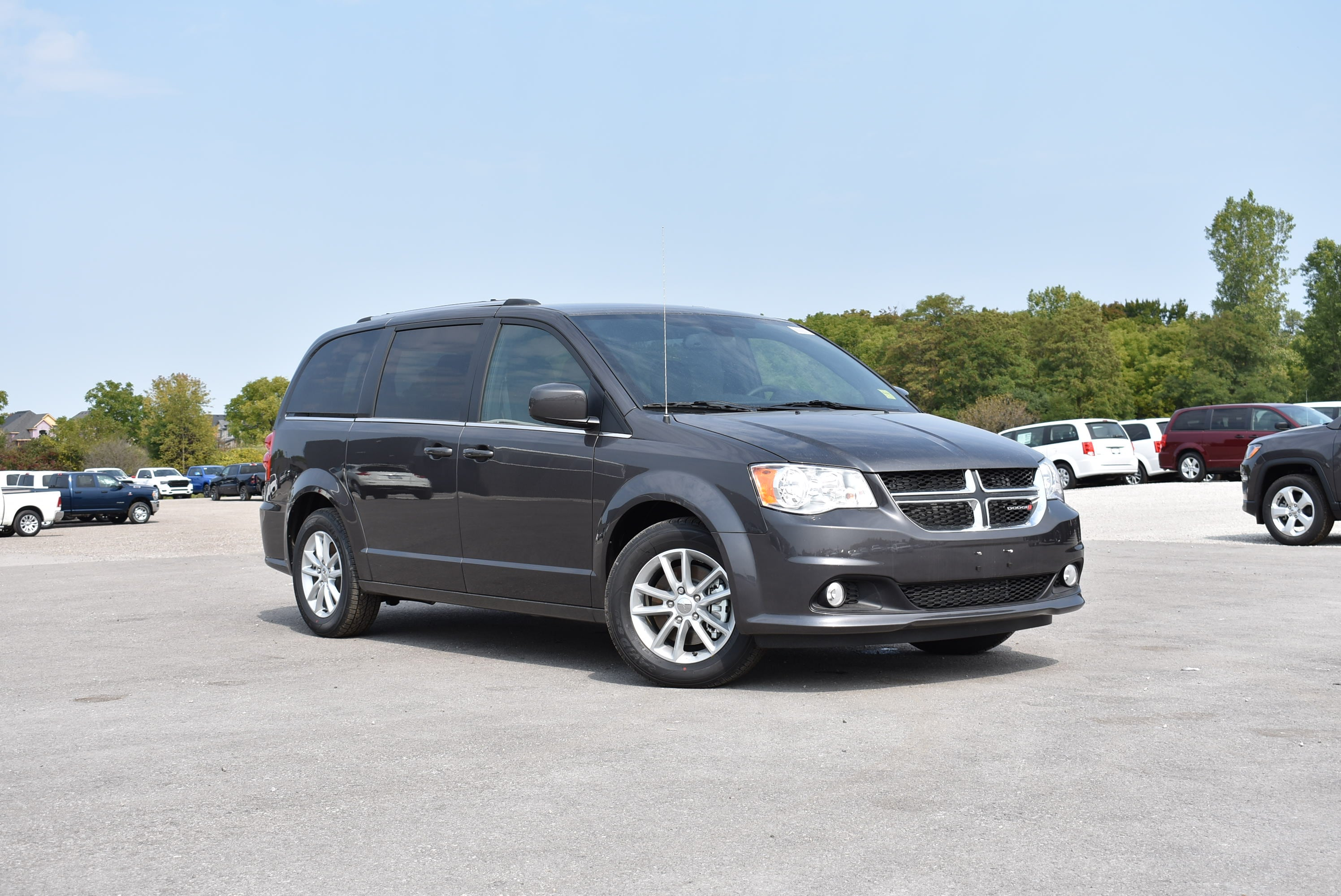 new 2020 Dodge Grand Caravan car, priced at $46,320