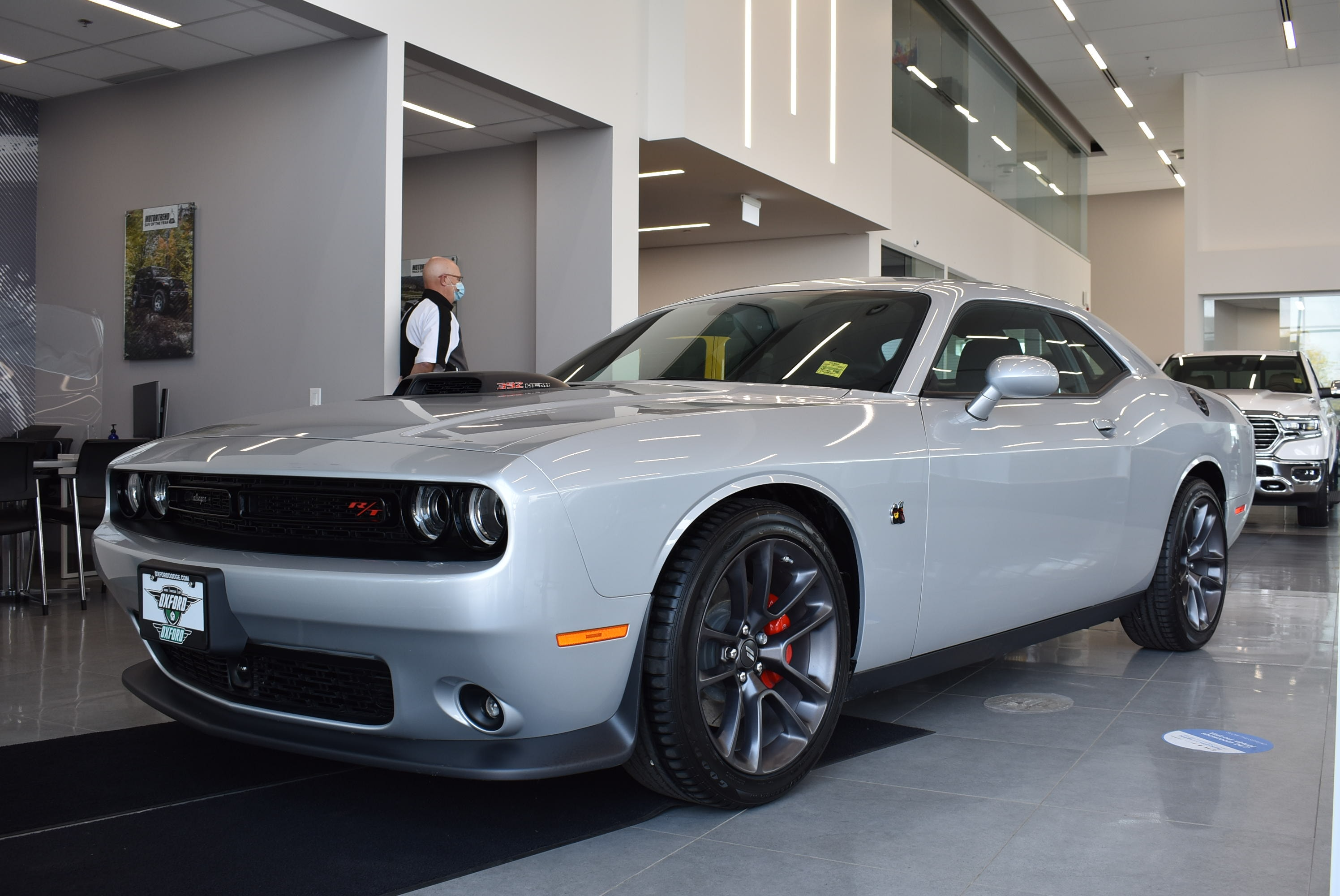new 2020 Dodge Challenger car, priced at $66,190