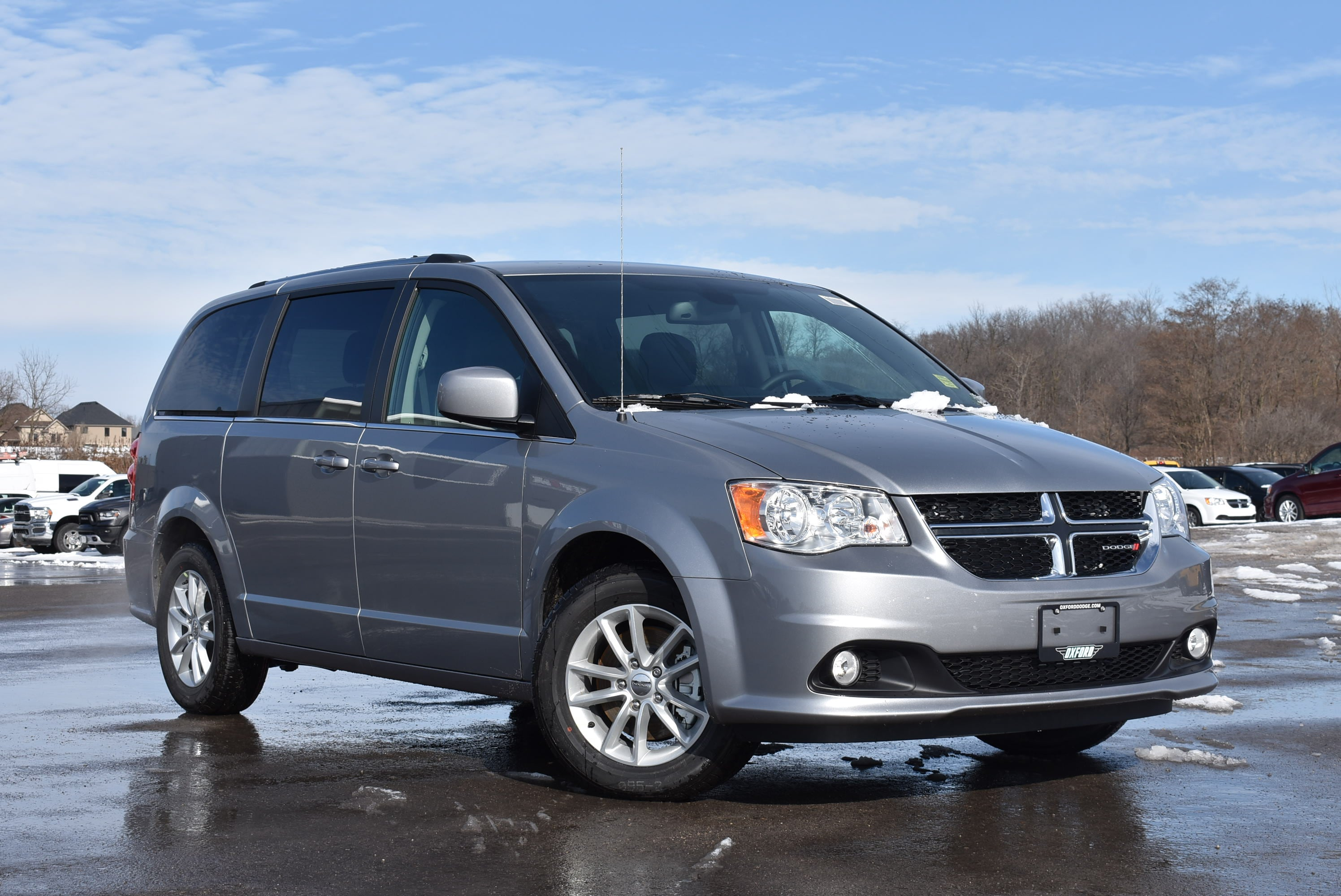 new 2019 Dodge Grand Caravan car, priced at $30,977