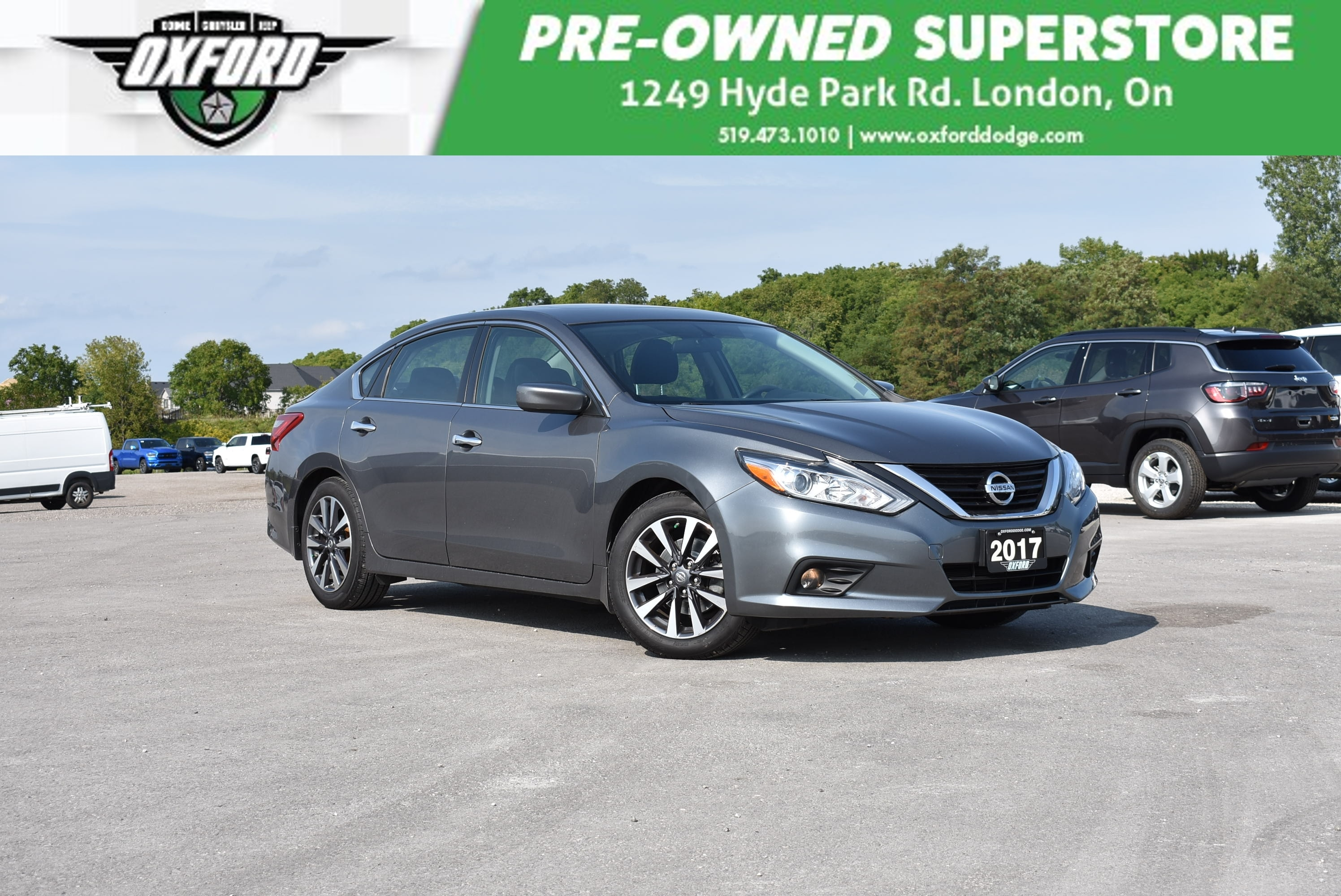 used 2017 Nissan Altima car, priced at $16,988
