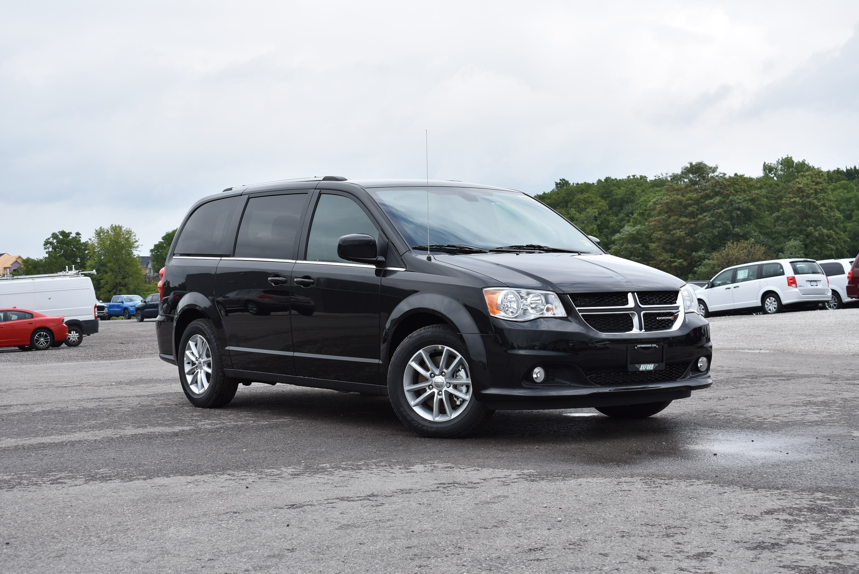 new 2020 Dodge Grand Caravan car, priced at $49,340