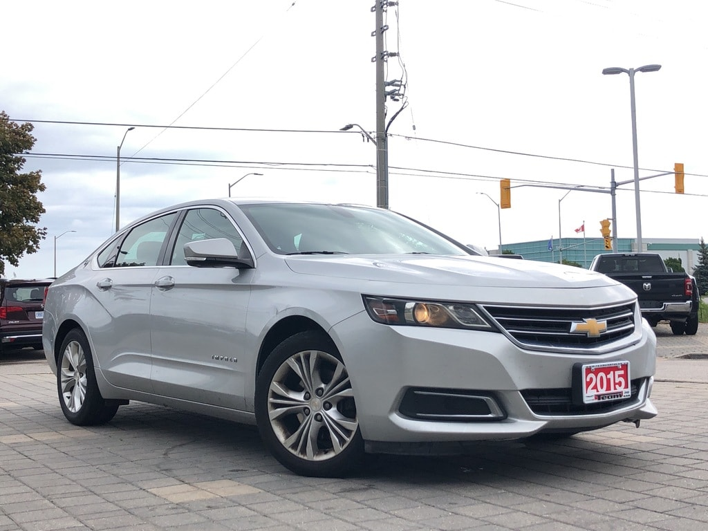 used 2015 Chevrolet Impala car, priced at $8,353