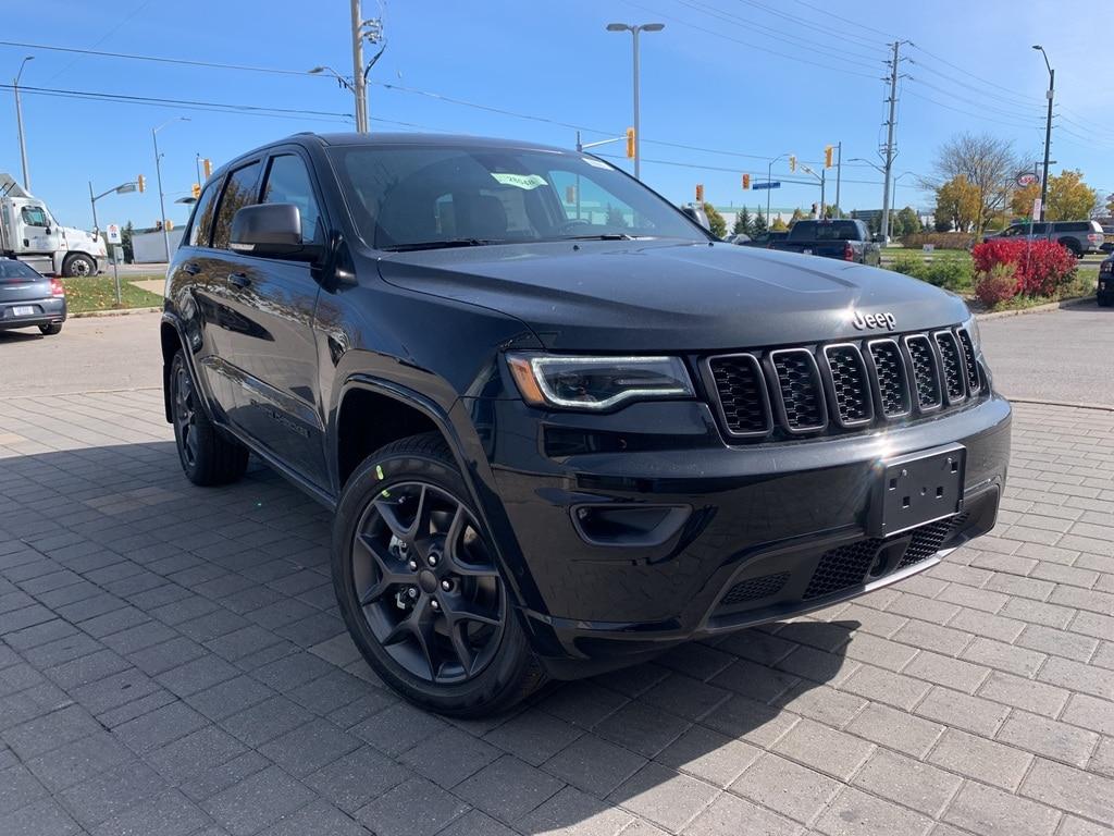 new 2021 Jeep Grand Cherokee car, priced at $64,817