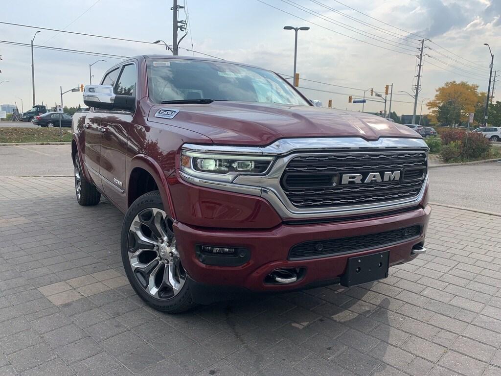 new 2021 Ram 1500 car, priced at $88,368