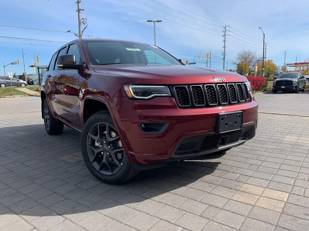 new 2021 Jeep Grand Cherokee car, priced at $64,642