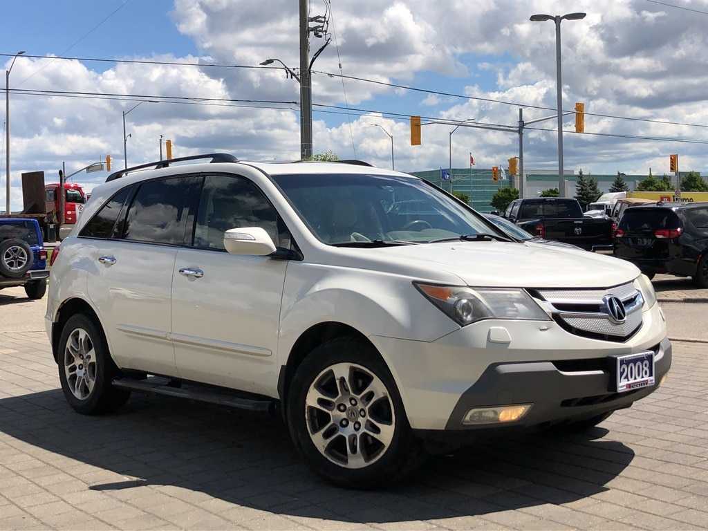 used 2008 Acura MDX car, priced at $4,899