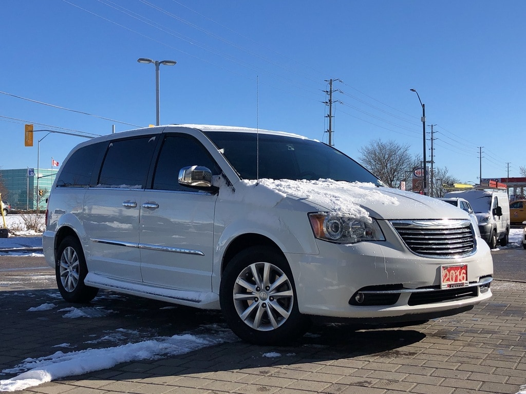 used 2016 Chrysler Town & Country car, priced at $18,498