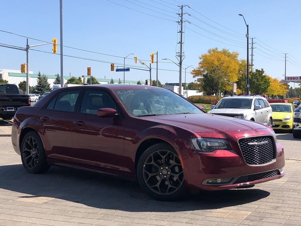 used 2019 Chrysler 300 car, priced at $31,997