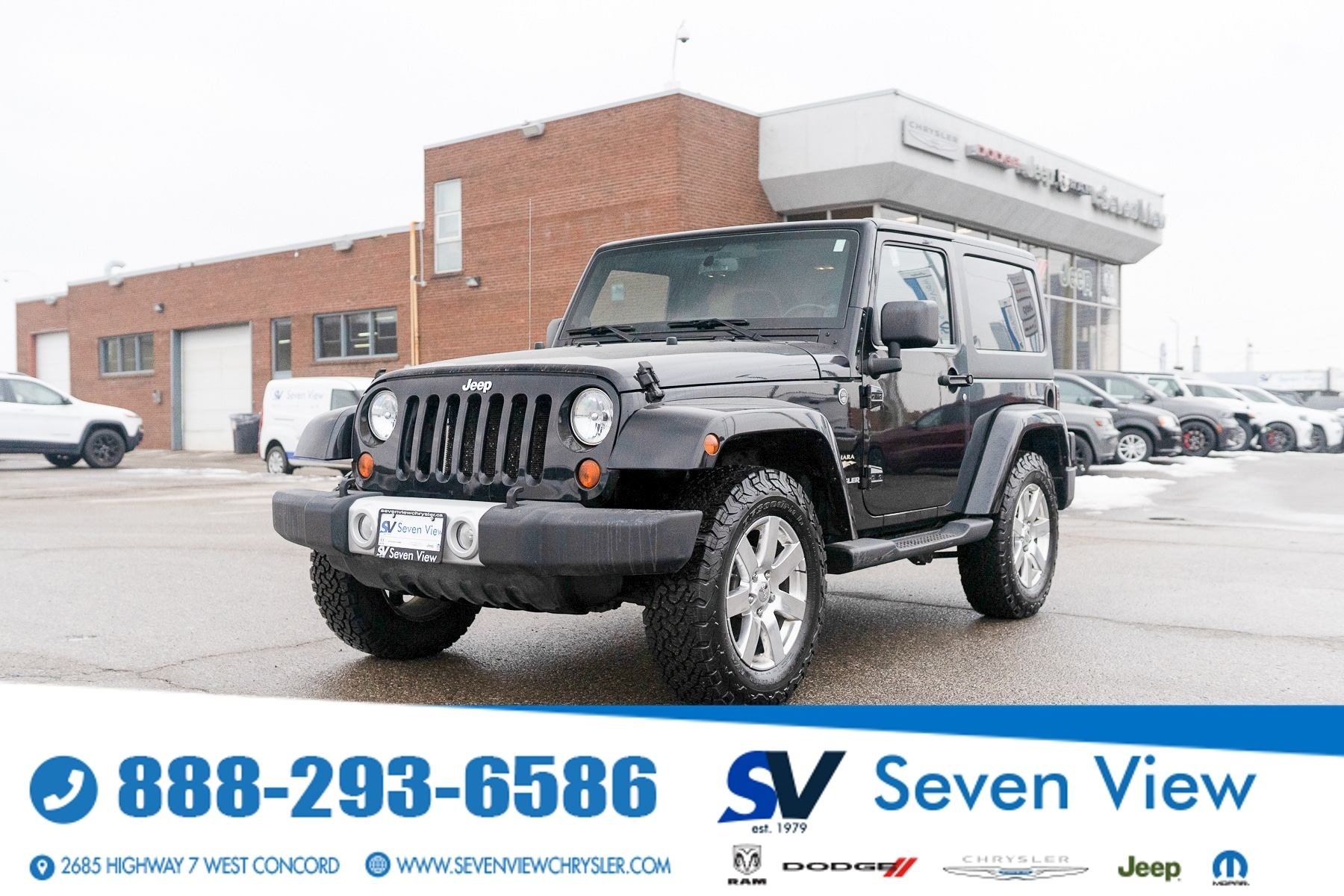 used 2013 Jeep Wrangler car, priced at $22,477