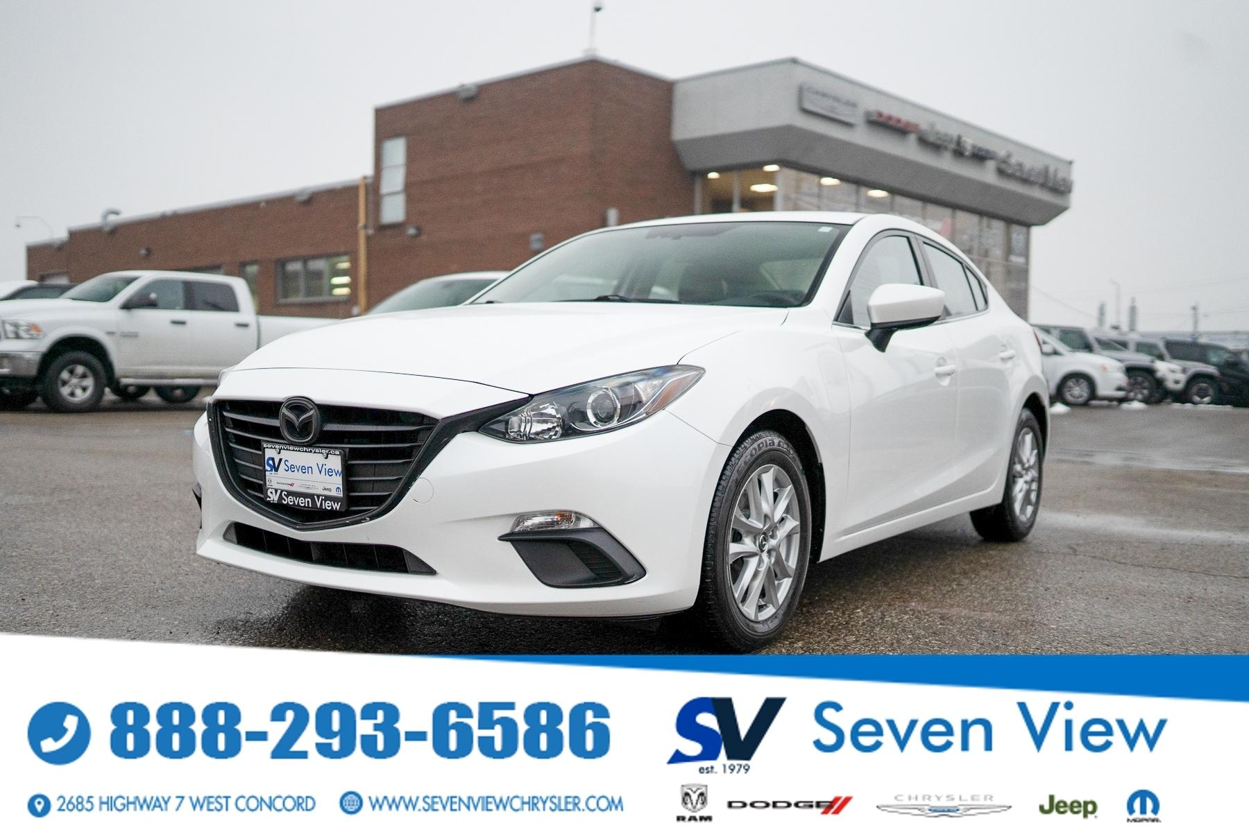 used 2015 Mazda Mazda3 car, priced at $10,377