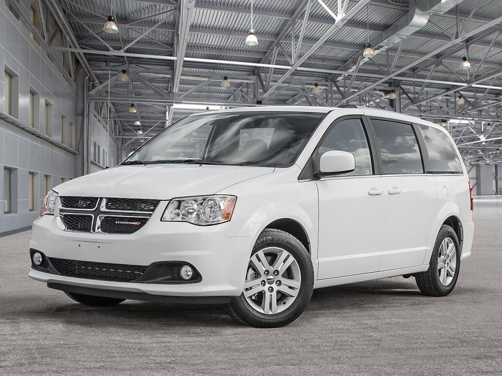 new 2020 Dodge Grand Caravan car