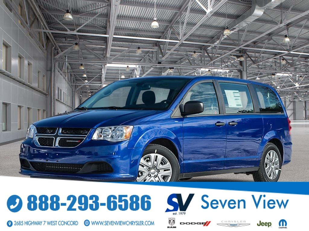 new 2020 Dodge Grand Caravan car, priced at $26,130
