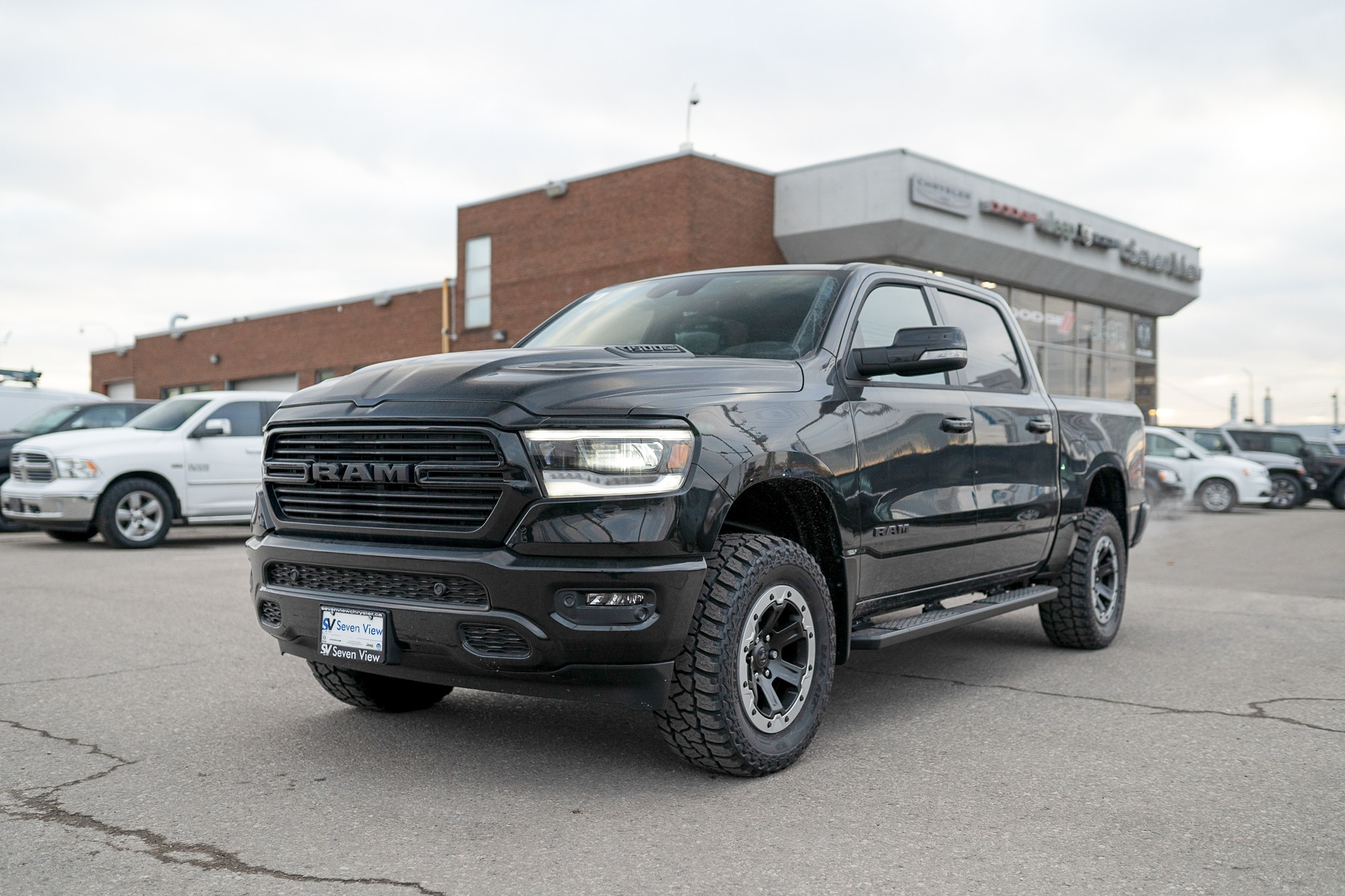 new 2021 Ram 1500 car