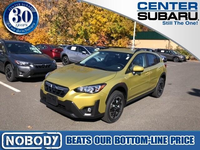 new 2021 Subaru Crosstrek car, priced at $26,568