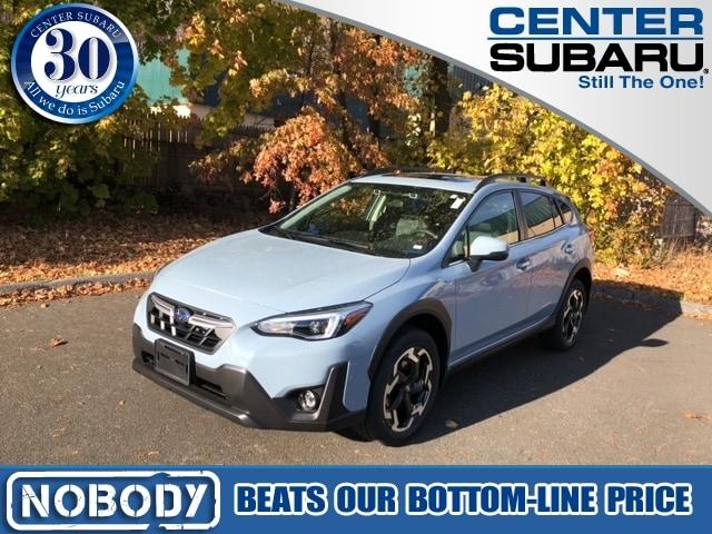 new 2021 Subaru Crosstrek car, priced at $32,045