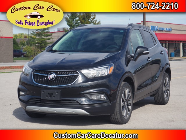 used 2017 Buick Encore car, priced at $15,795