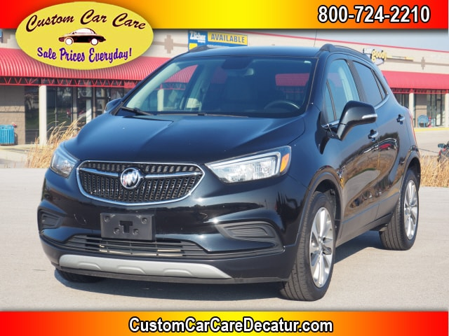 used 2017 Buick Encore car, priced at $14,995