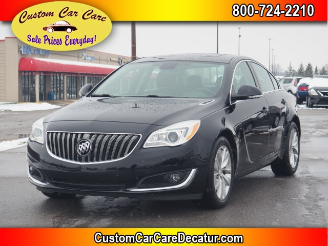 used 2017 Buick Regal car, priced at $16,995