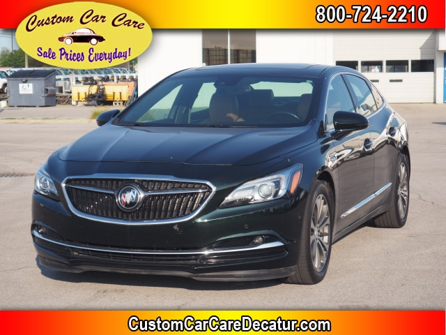 used 2017 Buick LaCrosse car, priced at $19,495