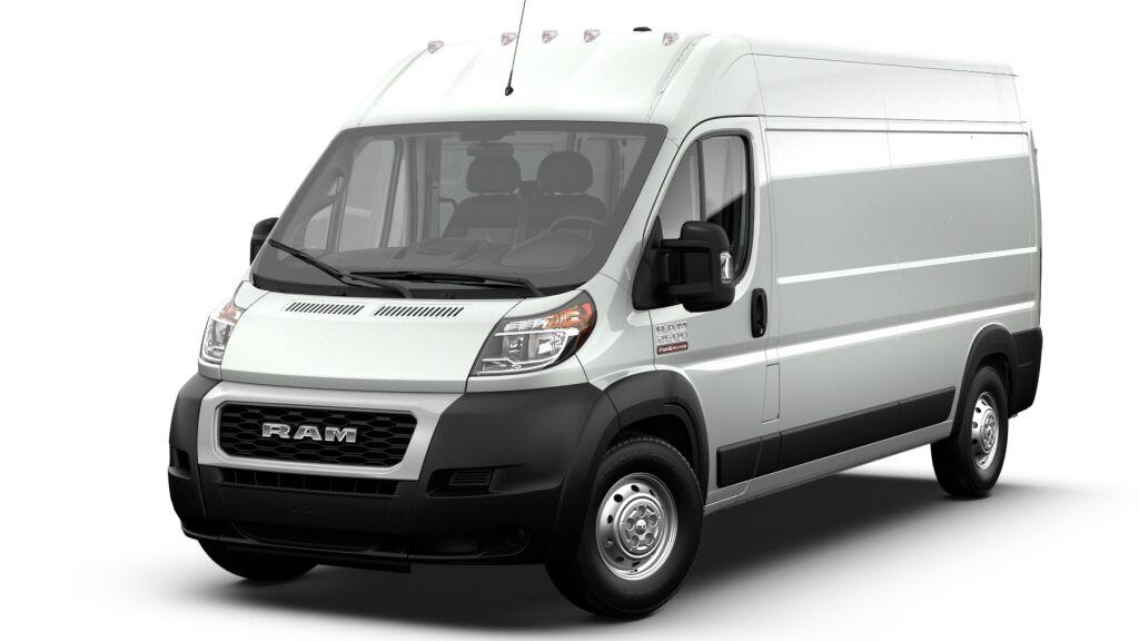 new 2021 Ram ProMaster car, priced at $43,315