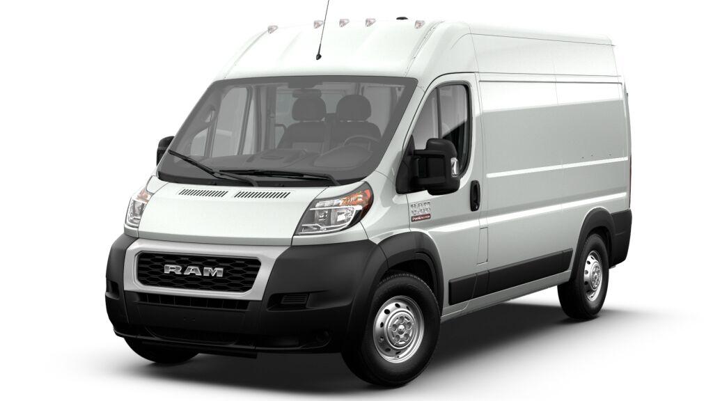 new 2021 Ram ProMaster car, priced at $39,645