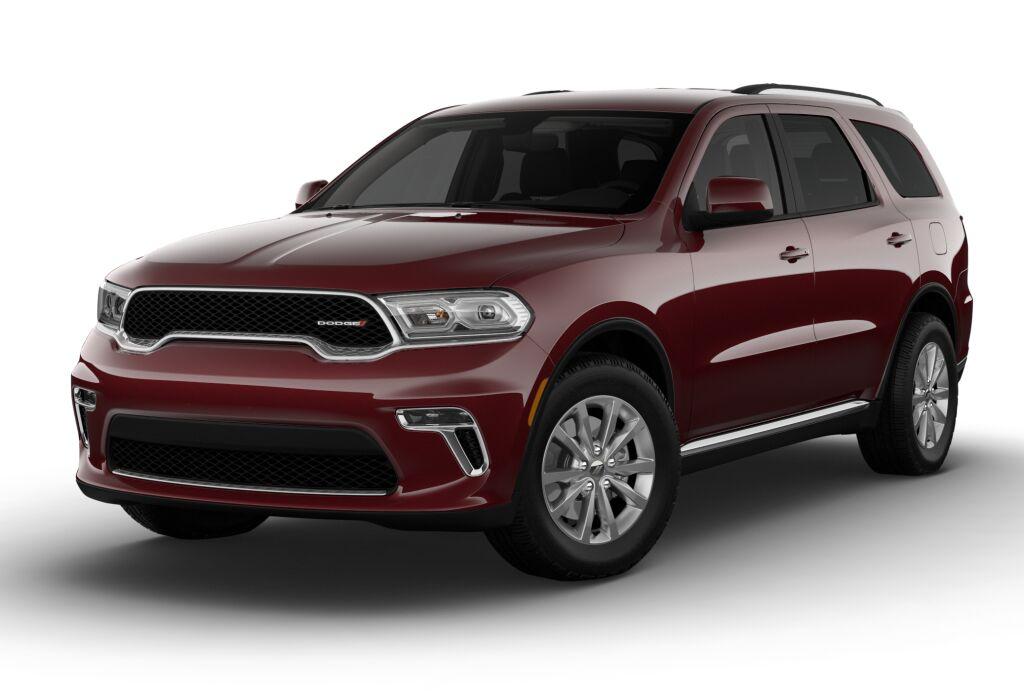 new 2021 Dodge Durango car, priced at $40,350
