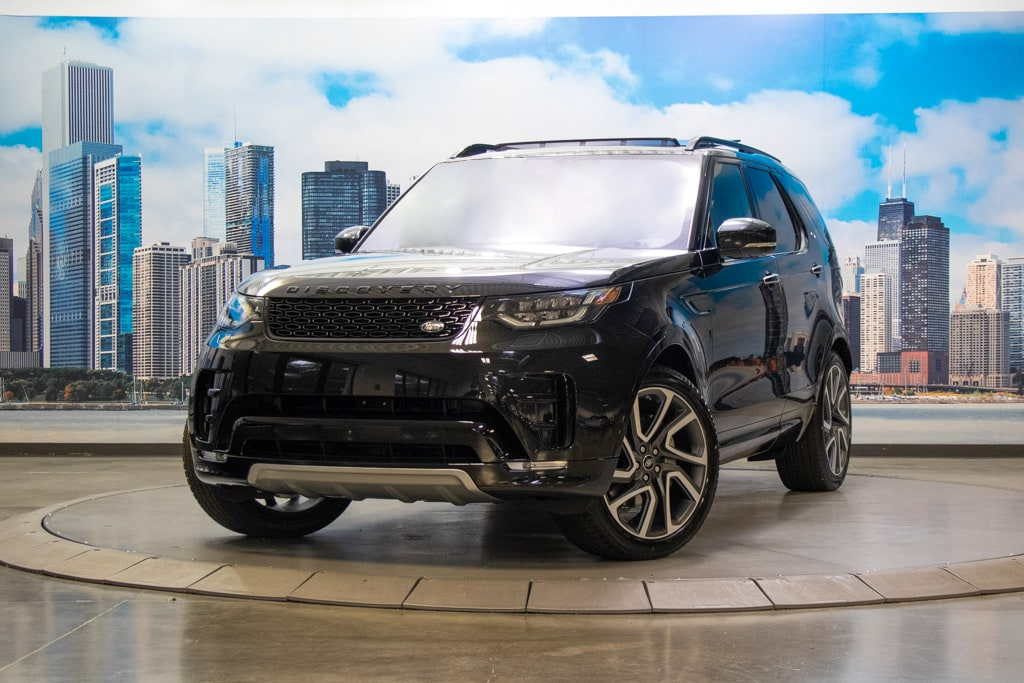 used 2020 Land Rover Discovery car, priced at $82,425
