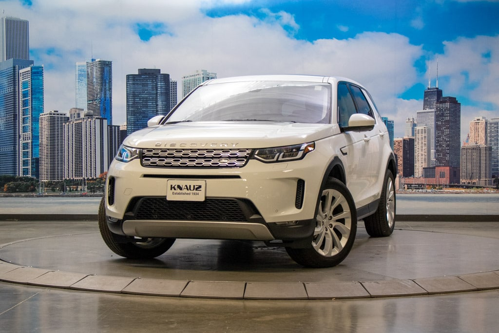 used 2020 Land Rover Discovery Sport car, priced at $50,350