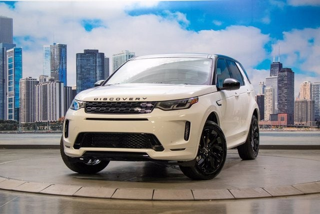 used 2020 Land Rover Discovery Sport car, priced at $56,745