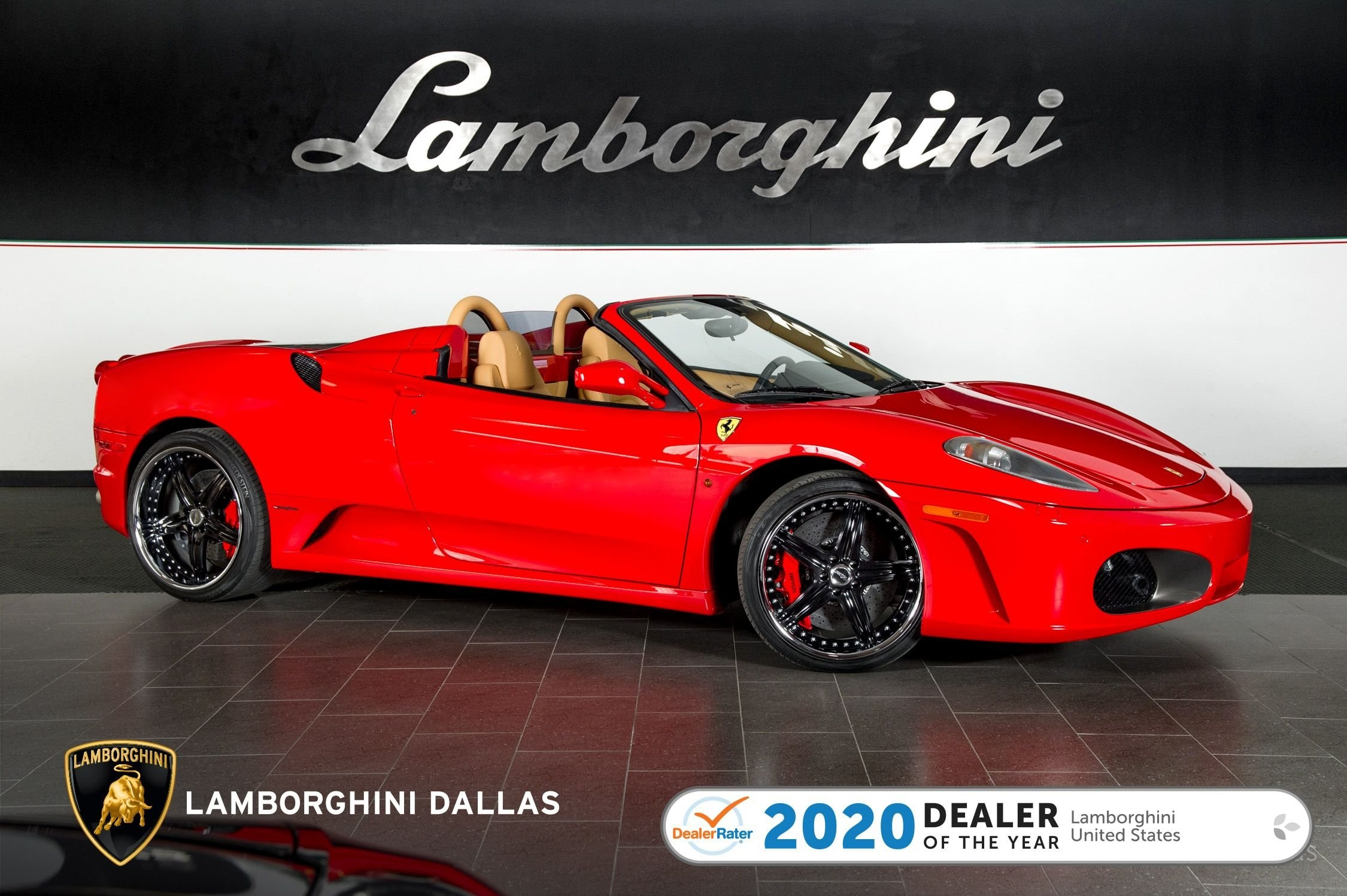 used 2007 Ferrari F430 Spider car, priced at $104,999