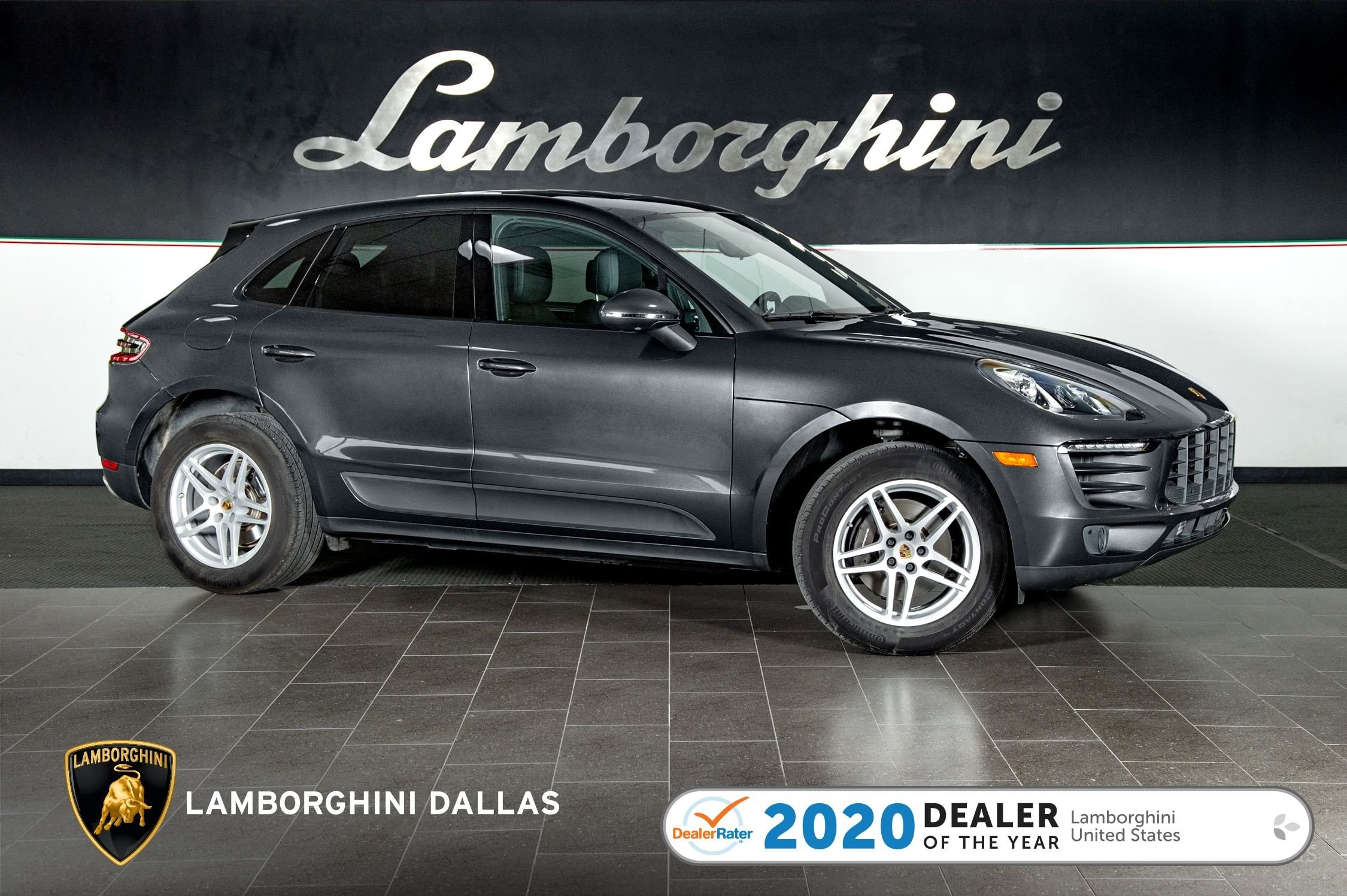 used 2018 Porsche Macan car, priced at $44,999