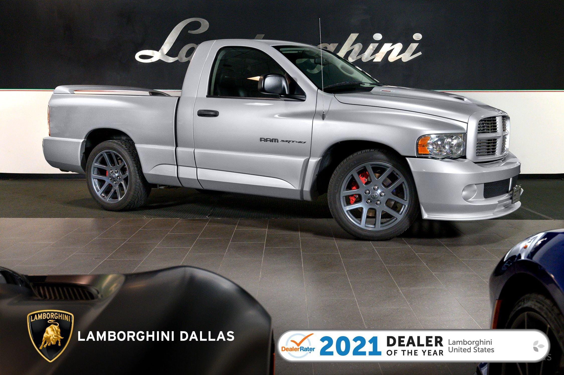 used 2005 Dodge RAM SRT-10 car, priced at $49,999