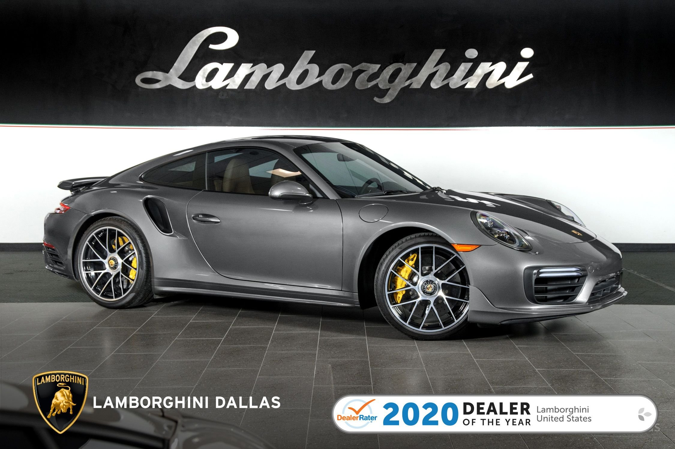 used 2018 Porsche 911 Turbo S car, priced at $179,999