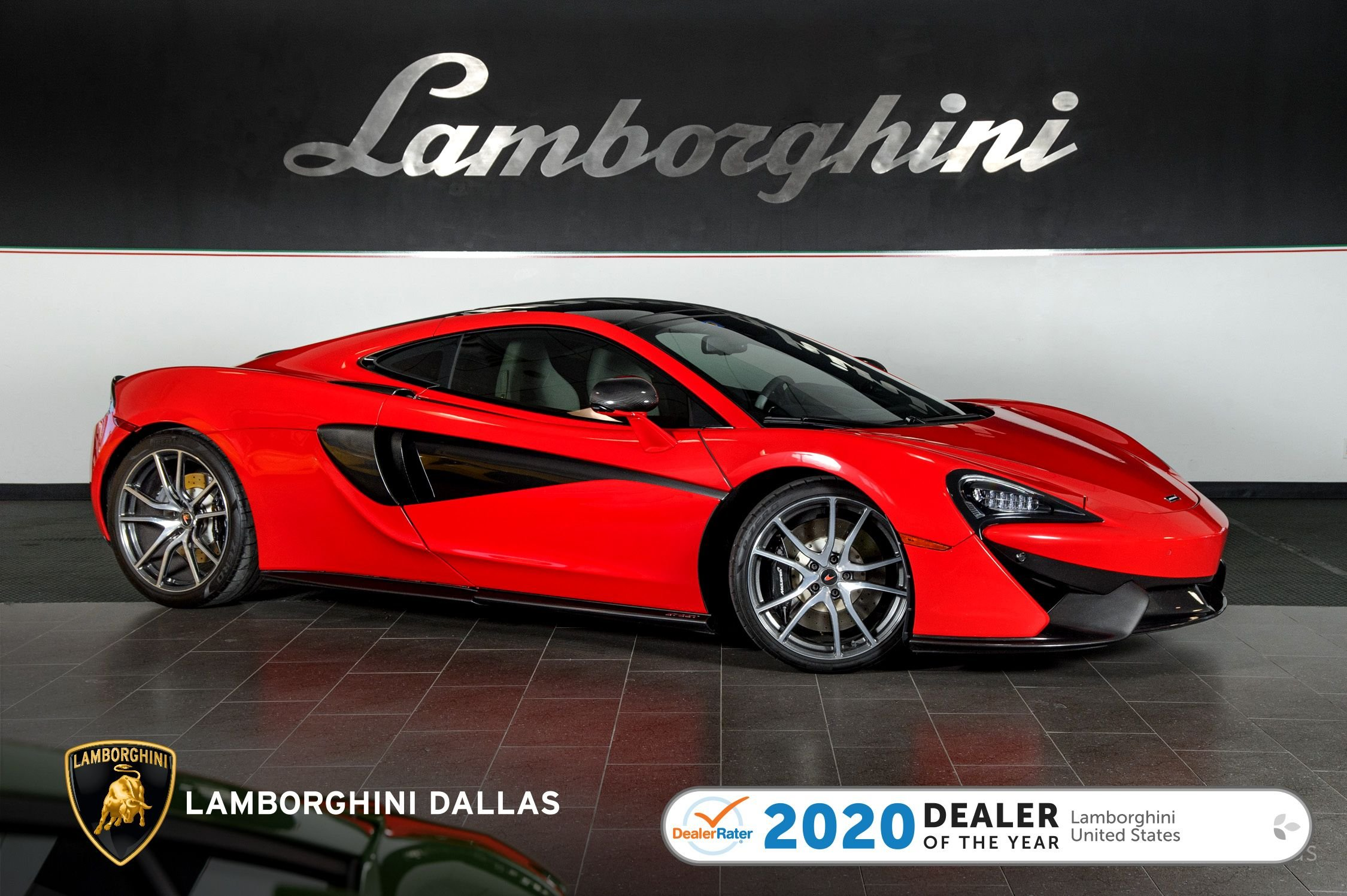 used 2017 McLaren 570GT car, priced at $149,999