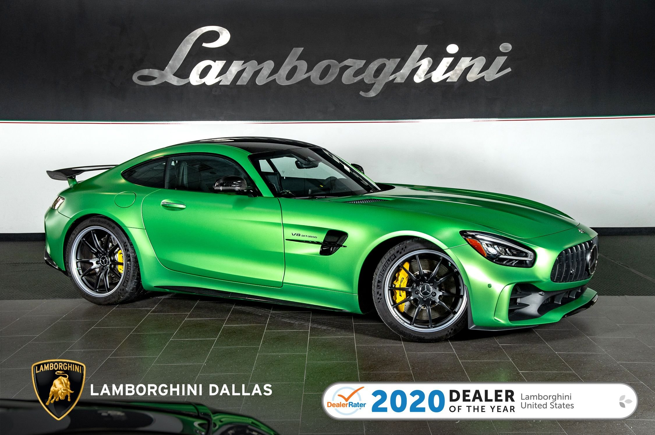 used 2020 Mercedes-Benz AMG GT R car, priced at $169,999