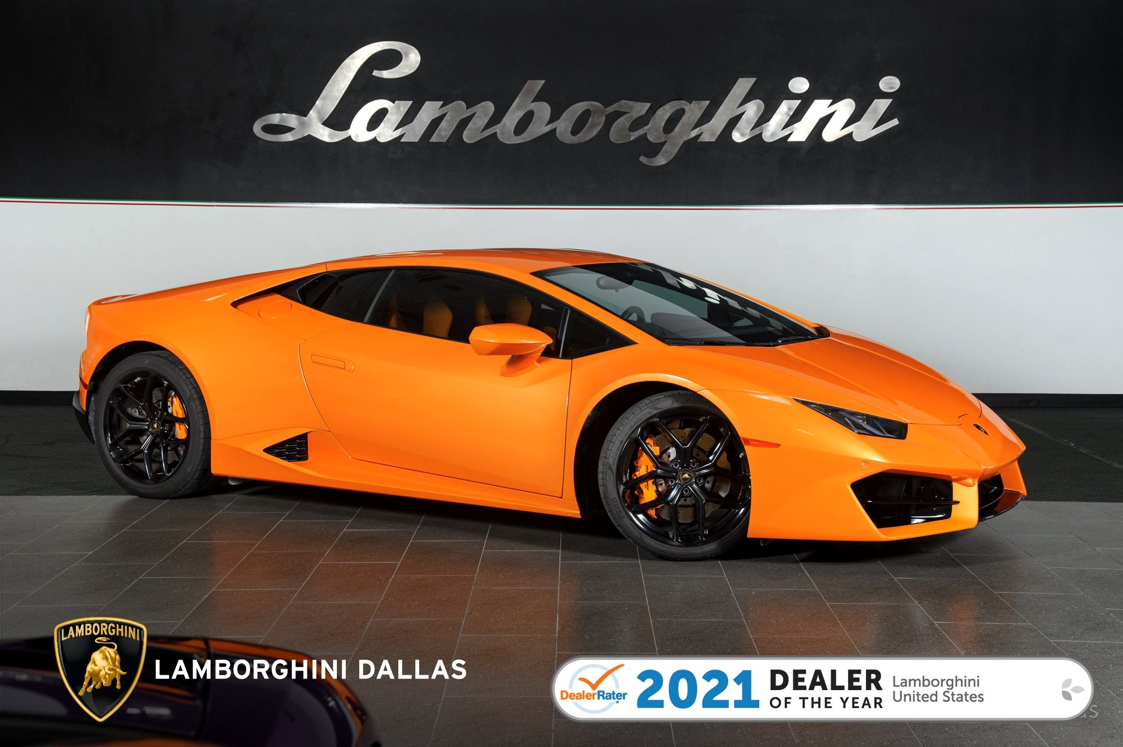 used 2017 Lamborghini Huracan LP 580-2 car, priced at $198,999
