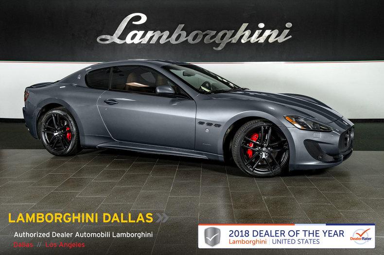 used 2017 Maserati Gran Turismo Sport car, priced at $64,999