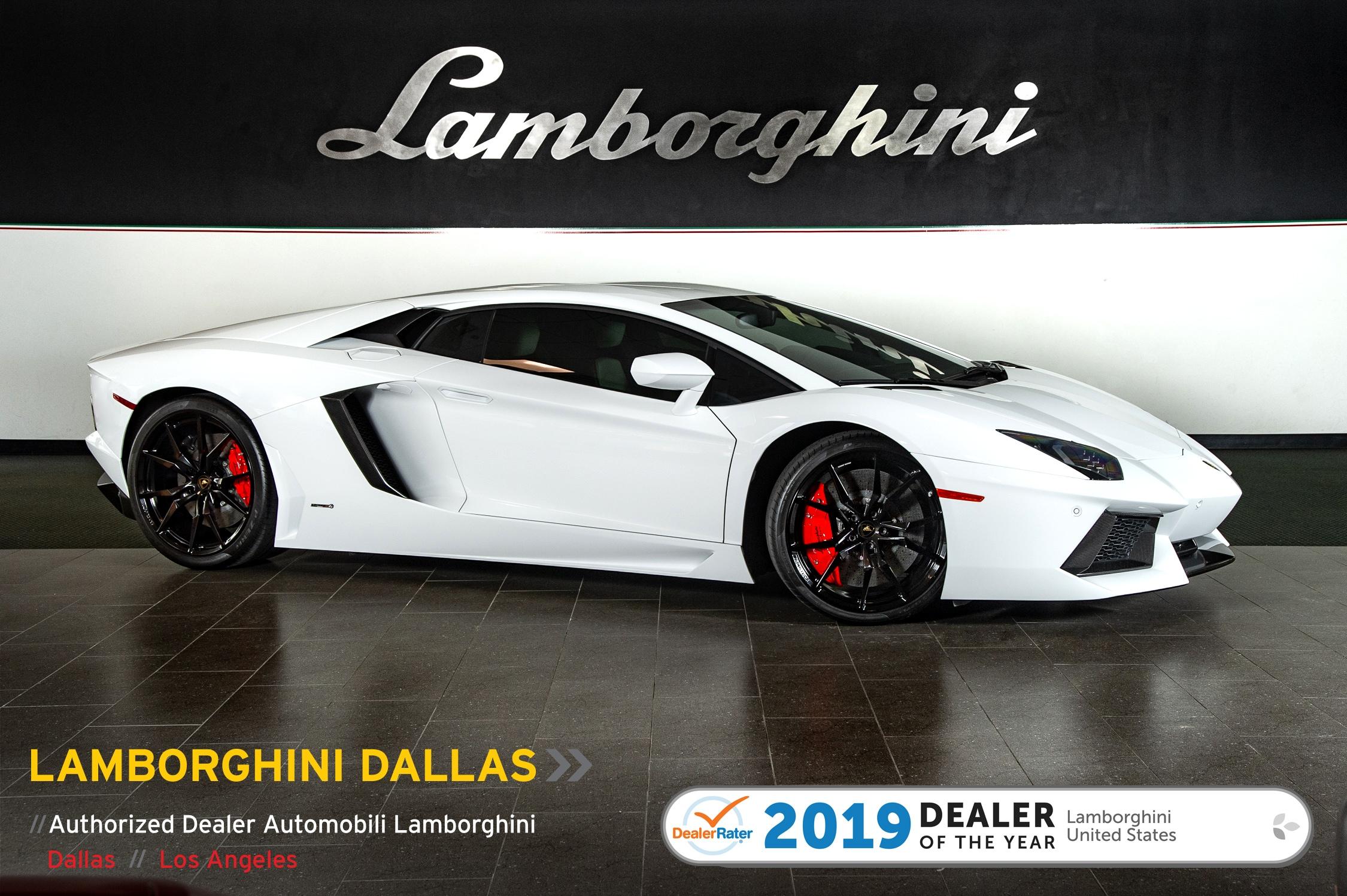 used 2014 Lamborghini Aventador LP700-4 car, priced at $299,999