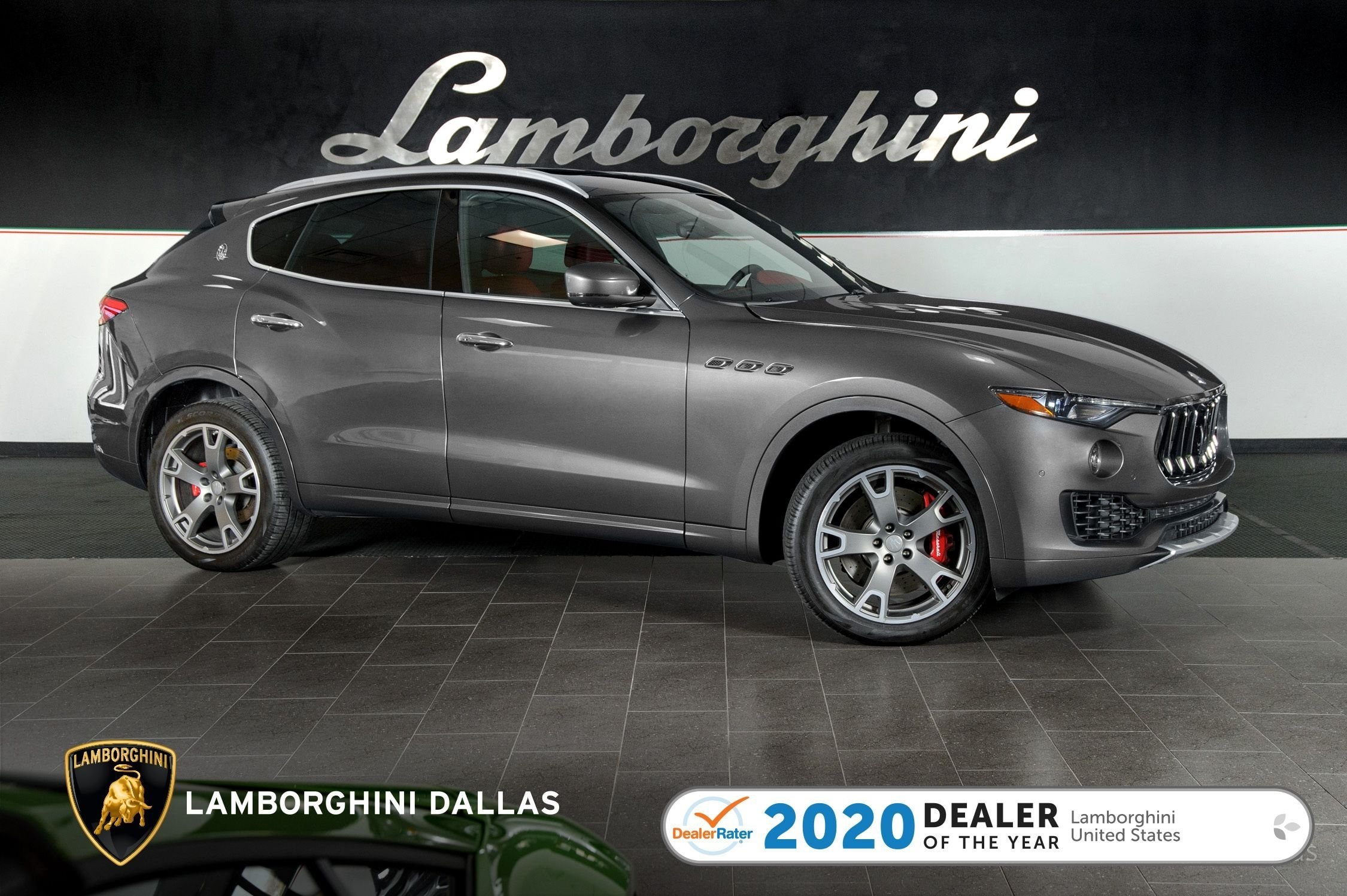 used 2017 Maserati Levante car, priced at $47,999