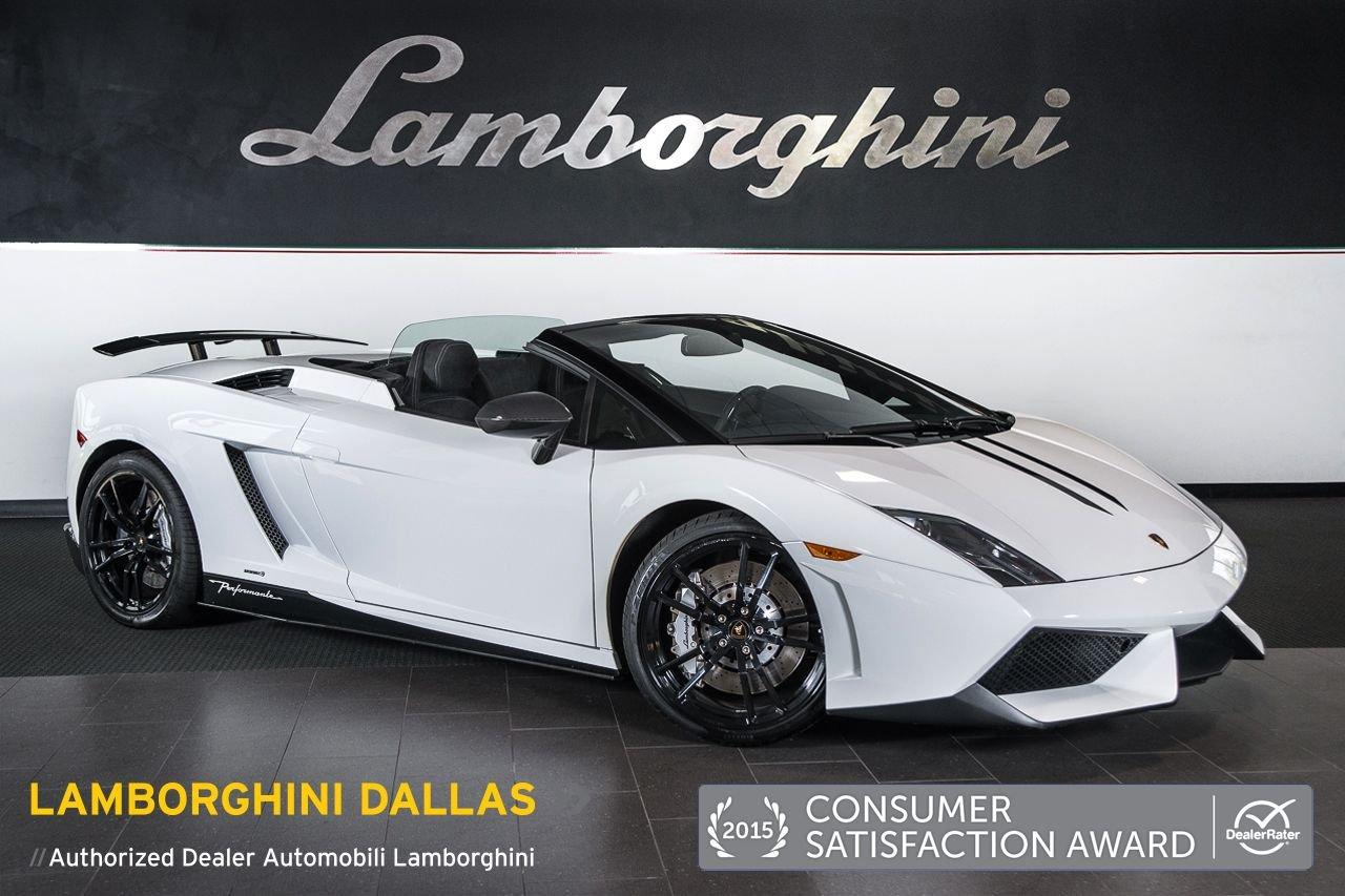 used 2013 Lamborghini LP570-4 Performante car, priced at $149,999
